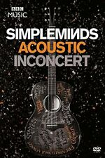 Simple Minds  Acoustic In Concert (DVD)