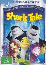 Shark Tale * NEW DVD * (Region 4 Australia)