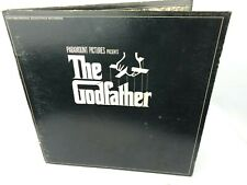 "The Godfather Soundtrack 12"" Vinyl LP Record By Paramount Records"