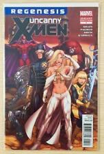 UNCANNY X-MEN #1 DALE KEOWN REGENESIS BLUE 1:15 VARIANT COVER JANUARY 2012 NM