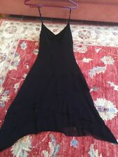 KOOKAI Black Stretch Dress Size 1 Excellent Condition