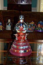 Disney Fantasia 65th Anniversary Snow globe Sorcerers Apprentice