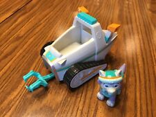 Paw Patrol EVEREST Snowmobile Rescue Vehicle With Everest Pup Figure