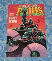 Teenage Mutant Ninja Turtles Issue # 1 Comic Book June 1996 Image Comics TMNT