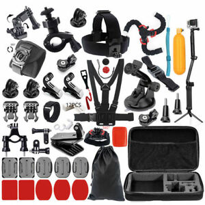 for GoPro Hero Xiaomi Yi SJCAM SJ5000 SJ7 4K Eken Accessory Kit Action Camera