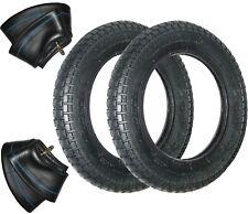 ROMET PONY 2 x Reifen 2,50 x 9 + 2 x Schlauch Reifen Satz Moped Mofa 9-2.5 TYRE