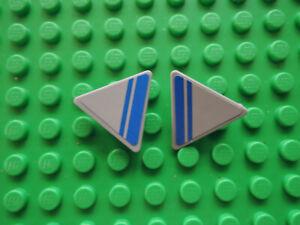 Lego 63868# 62x Platte 1x2 Clip senkrecht grau neu hellgrau 7965 7868 7691 8019