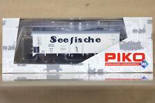 PIKO 54540 DR DRG SEEFISCHE Kühlwagen Vagón refrigerador 1179 Berlín EPISODIOS