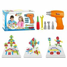 Educational Toys For 3 Year Olds Design Drill Kids Age 4 5 Learning Power Tool
