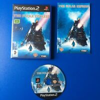 PS2 PLAYSTATION 2 THE POLAR EXPRESS PAL, COMPLETE FAST/FREE POSTING VGC!!!