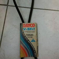 DAYCO TOP COG BELT 15545, 11A1385 Serpentine