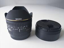 Objectif / Lens Fisheye Sigma pour Canon 15mm f/2.8 - Très bon état