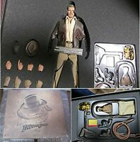 Indiana Jones Hot Toys DX05 1/6 Scale Action Figure Raiders of the Lost Ark JPN