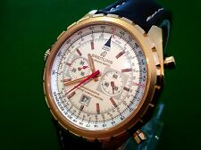 BREITLING CHRONO-MATIC 18KT ROSE GOLD LTD EDITION  H41360 MINT - RRP $35,500 PX?