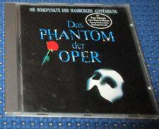 Andrew Lloyd Webber – Das Phantom Der Oper (Höhepunkte aus Hamburg) CD 1990