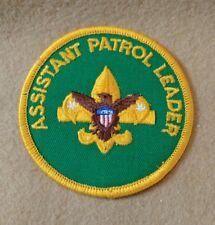 BSA - Assistant Patrol Leader - 1972 -1989   B00018