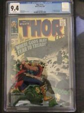 Thor 132 (CGC Graded 9.4) - 1st appearance of Ego.
