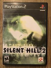 Silent Hill 2 / Black Label - Ps2 ( Playstation 2 ) Complete W/box & Manual !