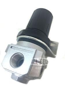 DeVilbiss D27254 4-Port Regulator for Air Compressor