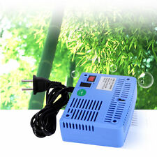 Intelligent Air Purifiers Ionizer Airborne Negative Ion Anion Generator Blue JS