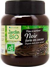 Jardin Bio - Pate A Tartiner Noir Bio Sans Huile De Palme 350G - Lot De 3