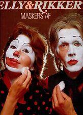 ELLY & RIKKERT maskers af 1984 EX LP