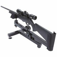 GUN REST Steel Shooting Range Portable Rifle Stand Target Hunting Adjustable