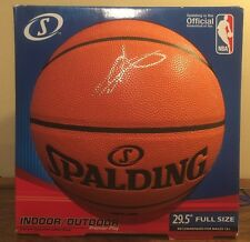 Carmelo Anthony Autographed NBA Official Replica Basketball New York Knicks