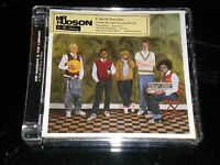 Mr Hudson and the Library - A Tale Of Two Cities - CD Album - 2007 - 13 Tracks