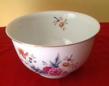 Avon American Heirloom Independence Day 1981 Dragonfly & Flowers Bowl