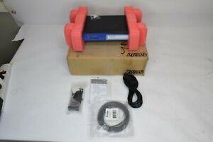 NEW Adtran Netvanta 3430 SBC Appliance (2nd GEN) Modular Access Router 1202820F1