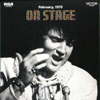 Elvis Presley ON STAGE, FEBRUARY 1970 - FTD 108 New / Sealed CD