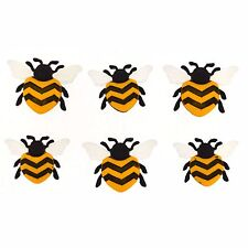 Jesse James Buttons ~ Dress It Up ~ BEE HAPPY 9382 ~ Bumble Bees ~ Sew~ Crafts