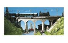 * Kibri scala N 37665 Ponte viadotto curva raggio R2 Albula