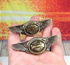 2013 Harley Davidson CVO 110th anniversary Emblem