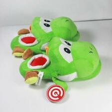 Super Mario Brothers Yoshi Adult Plush Slipper Indoor Adult Children Slippers