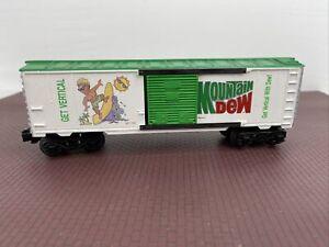K-Line TE-646403 Mountain Dew Boxcar  NIB