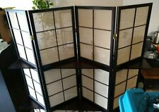 ABBOTT SCREEN_ROOM DIVIDER WITH SHELVES