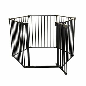 Dreambaby Baby / Child Safety Royale Converta 3 In 1 Play Pen Gate - Black