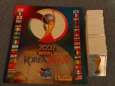 Panini WM 2002 komplett