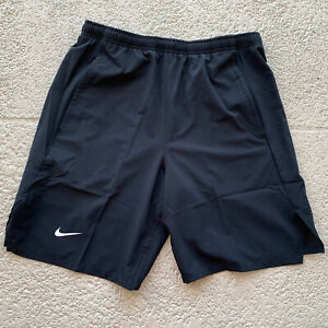Nike Performance Dri-FIT Training Black Shorts Men's Size M CI4512-010