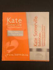 Kate Somerville EXFOLIKATE Intensive Exfoliating Treatment sample 2 ml NEW