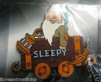 Disney 100 Years of Dreams #46 Sleepy 1937 Seven Dwarfs Pin