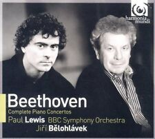 eethoven - Beethoven Complete Piano Concertos (Paul Lewis) [CD]