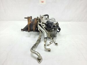 2006-2008 Volkswagen Passat 2.0L Turbo Charger Assembly 06F145701C OEM