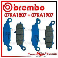 PASTILLAS FRENO DELANTERO BREMBO CC SUZUKI GSR 750 2011 11 2012 12 KA1807+KA1907