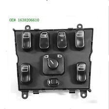 NEW Mercedes Benz Electric Power Window Control Switch Master ML320 55 1998-2003