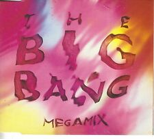 THE BIG BANG - MEGAMIX - CD SINGLE MAXI PROMO JEWEL CASE 12 Titres 1992