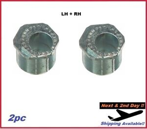 For 99-16 F350 F250 Super Duty 92-14 E250 E150 RWD Camber Bushing SET MOOG K8986