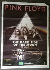 PINK FLOYD VERY RARE PROMO POSTER FOR REISSUE COMPLETE COLLECTION WATERS GILMOUR